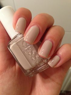 Essie Nude Nails Pictures, Photos, and Images for Facebook, Tumblr, Pinterest, and Twitter