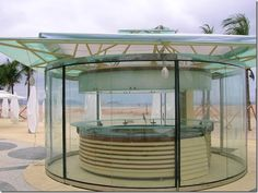 Quiosque Gazebo, Portugal, Retail, Outdoor Structures, Shopping, Kiosk, Lisbon, Projects, Shops