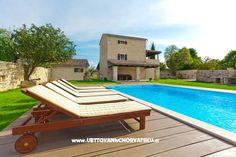 Apartmány Chorvatsko ::: Istrie :: Rovinj : Villa Majoli. www.UvCH.cz