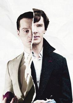 #Sherlock & Moriarty