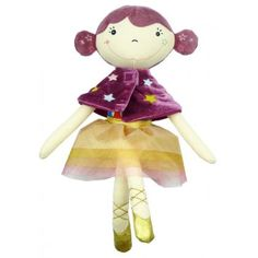 Lalka szmaciana  Betty Ebulobo, poupée, doll