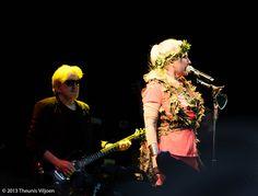 Blondie - Debbie Harry on Blondie Concert, Blondie Debbie Harry, Kew Gardens, Blondies, Stage, Princess Zelda, Fictional Characters, Fantasy Characters