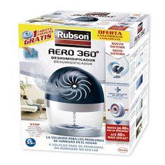 Global Ideas AVR: Henkel - Deshumidificador Rubson Aero 360