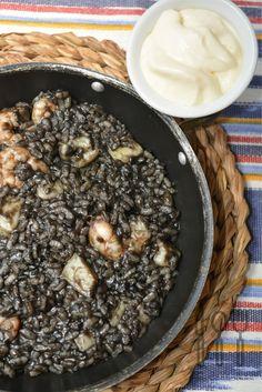 #arrocitodemividaTS: Arroz Negro | Las cosas de mi cocina