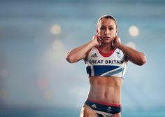 5. Jessica Ennis-Hill: la única deportista en el top ten es esta atleta británica que ha enamorado al país entero.