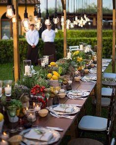 Market wedding perfection