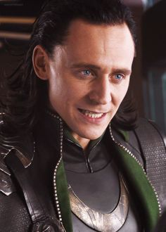It is cool how Loki has a stand off with every single character in the movie. He also has the best lines.