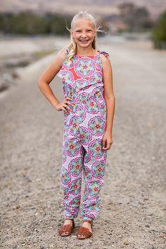 INSTANT DOWNLOAD Bali Romper Top Sizes 9/12 von sewsweetpatterns