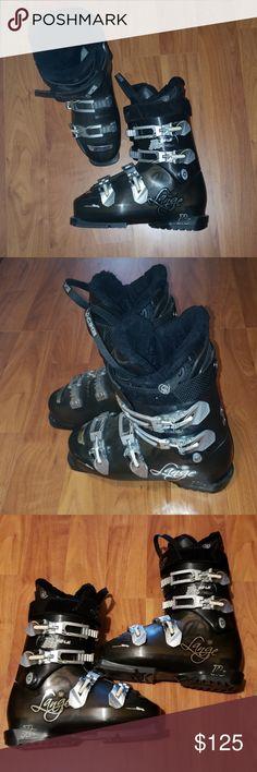 GUC Lange RX 80 LV Alpine Ski Boots d86216f7b79