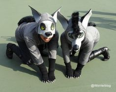 1000+ images about Lion King Costume Ideas on Pinterest   Hyena ...