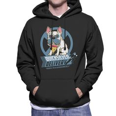 X-men Quicksilver Delivery sweater