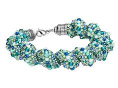 Sanibel Island Sparkling Cellini Bracelet Kit by Kristal Wick