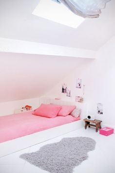 10 Simple And Fresh Design Ideas For Teen Girl's Bedroom | Kidsomania