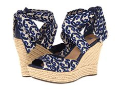 UGG Lucianna Marrakech. Wedge heels are the trend this summer plus makes urn legs look great