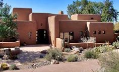 One of the many styles of homes for sale in Carefree, AZ