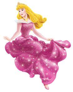Princess Aurora PNG Clipart Picture
