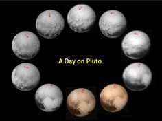 #Space: this is a single, endless day on #Pluto ► http://ift.tt/1Eg8SZC via @io9