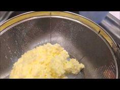 Domácí výroba másla - YouTube