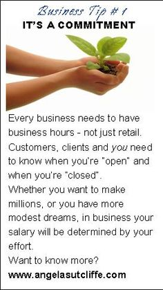 Practical tips for everyday business, from Angela Sutcliffe, Business Consulting