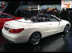 2013 NAIAS: 2014 Mercedes-Benz E-Class Coupe & Cabriolet