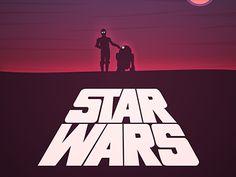Star Wars by Prekesh Chavda