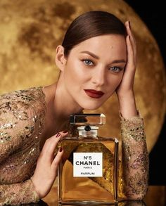 Chanel No 5, Chanel Beauty, Chanel Paris, Coco Chanel, Marion Cotillard, Catherine Deneuve, French Actress, New Face, Michael Kors Watch