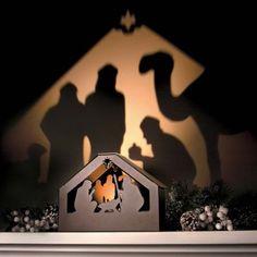 Nativity Shadow Box...