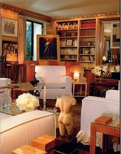Yves Saint Laurent & Pierre Berge's estate-281