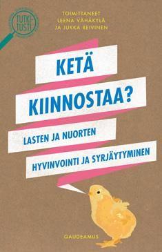 Kuvaus: Ketä kiinnostaa? pohtii, millaista on suomalaisen lasten ja nuorten elämä ja miten hyvän elämän edellytyksiä voitaisiin parantaa. Teos käsittelee muun muassa keskoslasten elämän ennustetta, huostaanotettujen lasten tukemista, varhaisen puuttumisen keinoja, oppimisvaikeuksien ehkäisyä, erilaisten perheolojen vaikutusta sekä unen ja liikunnan merkitystä lapsen kehityksessä.