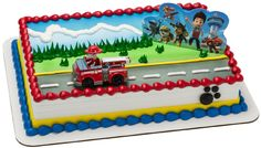 PAW Patrol Cake Topper from BirthdayExpress.com