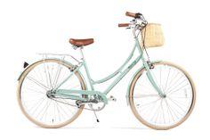 Nantucket Lightship Basket | Pure City Cycles | The Crosby Bike