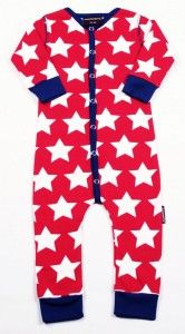 Organic Romper Stars Red by Maxomorra Red Jumpsuit, Red And White, Kids Fashion, Onesies, Pajama Pants, Rompers, Stars, Boys, Clothes