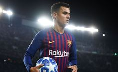 Philippe Coutinho has been linked with a move to Man Utd. Russia, Sports, Mens Tops, T Shirt, Jackets, Fashion, Philippe Coutinho, Hs Sports, Supreme T Shirt