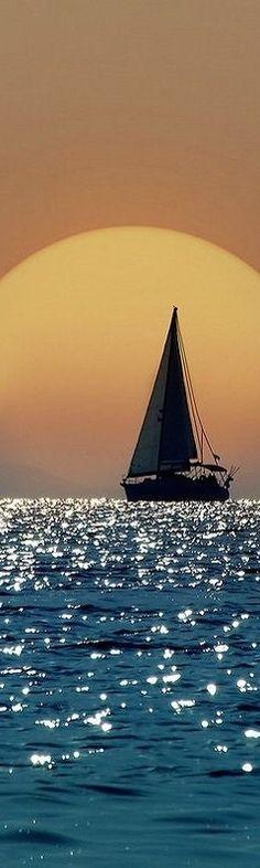 ღღ Sunset Sail