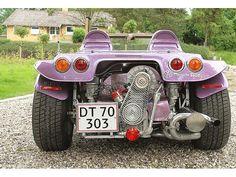VW Beach Buggy billede 5