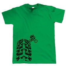 Downhill mtb T-shirt Bike Bicycle Mountain bike Cycling Rider track tshirt new