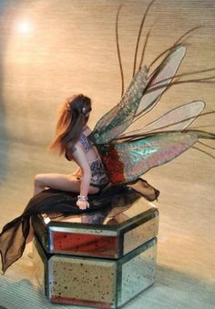 My Dream Dollhouse: Angelina Jolie Fairy Doll ~ Eneida Rosa