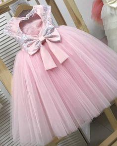 Anna Dress, Chloe Dress, Pastel Color Dress, Morgan Dress, Baby Frocks Designs, Skirts For Kids, Kids Frocks, Frock Design, Victoria Dress