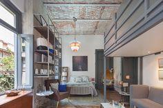 Havre 77: Derelict House in Mexico City Transformed into Mixed-Use Venue by Francisco Pardo & Julio Amezcua | Yellowtrace