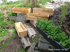 How To Build Flower Boxes For Railings. Deck Planters Or Windows Boxes