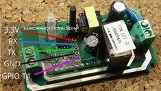 Reprogram Sonoff Smart Switch Web Server | Random Nerd Tutorials