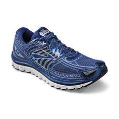 Men's Glycerin 12 (in Sodalite Blue/Methyl Blue/Silver) http://www.brooksrunning.com/Glycerin12