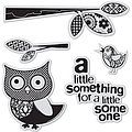Little Something - Cling Rubber Stamps by Kelly Panacci for Hampton Arts