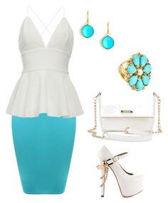 ееее by explorer-14660856367 on Polyvore featuring мода, WearAll, ZiGiny, Syna and Kate Spade