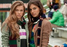 Shiloh Malka for Rugby Ralph Lauren Fall 2012 Campaign     Rugby U is where I'd enroll today.