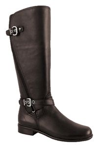Ros Hommerson Women's Brooke Super Wide Calf™ Boot (Brown) - Riding Boots - I want these!!!