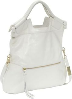 Classic White Mid City Tote....my absolute favorite bag! I need it in every color.