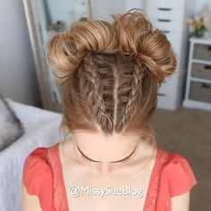 # loose Braids for kids Amazing😍 Cute Hairstyles For Short Hair, Trending Hairstyles, Quick Hairstyles, Girl Hairstyles, Braided Hairstyles, School Hairstyles, Natural Hairstyles, Office Hairstyles, Anime Hairstyles