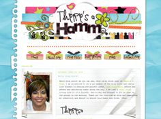 There's a Hamm Blog Design