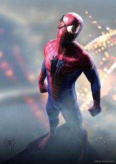 Spider-Man - Khan SevenFrames